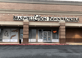 Little Rock pawn shop Braswell & Son Pawnbrokers