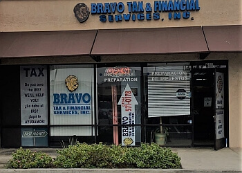 Anaheim tax service Bravo Tax