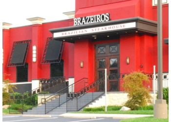 Knoxville steak house Brazeiros Churrascaria