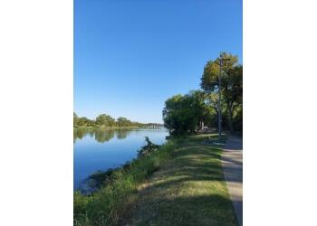 Waco public park Brazos Park East