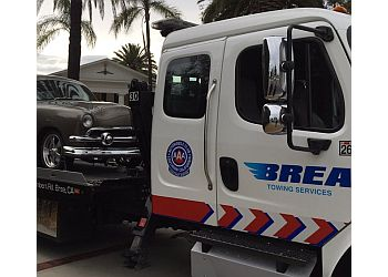 Fullerton towing company Brea Towing
