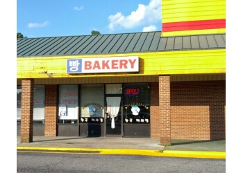 Newport News bakery Bread Garden