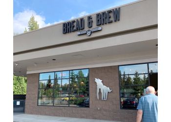 Anchorage sandwich shop Bread and Brew