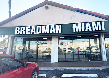 Hialeah bakery Breadman Miami Bakery