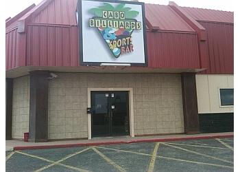 Abilene sports bar Breakers Sports Bar