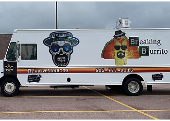 Sioux Falls food truck Breaking Burrito