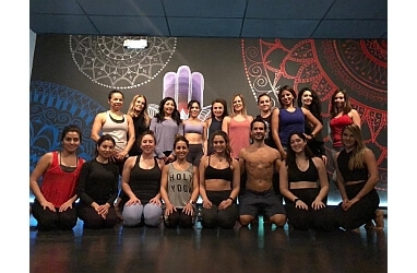 Brownsville yoga studio Breathe Hot Studio
