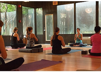 Shreveport yoga studio Breathe Yoga