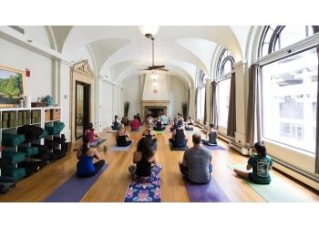 New Haven yoga studio Breathing Room Yoga
