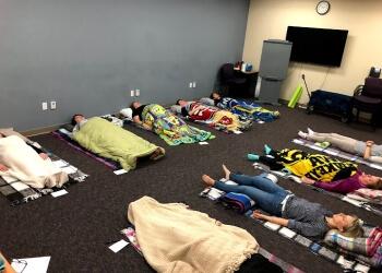 Elk Grove yoga studio Breathing Space