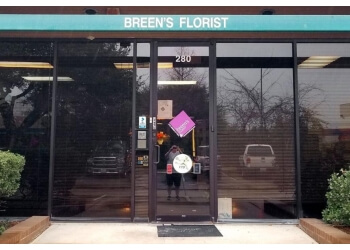 Houston florist Breen's Florist