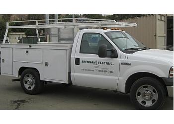 San Bernardino electrician Brennan Electric, Inc.