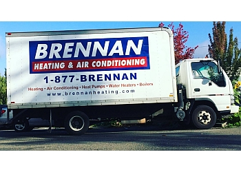 Seattle hvac service Brennan Heating & Air Conditioning