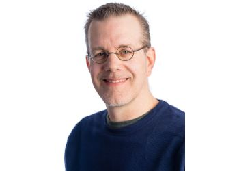Vancouver psychologist Brent Lindberg, Ph.D, MC, NCC