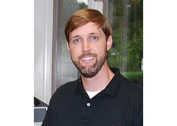 Athens physical therapist Bret Joiner, DPT