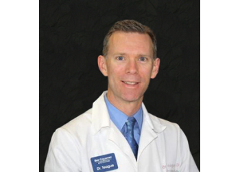 Abilene eye doctor Brett J. Teague, MD