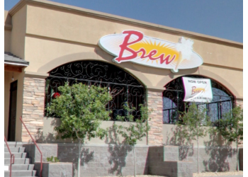 El Paso sports bar Brew Sports Pub