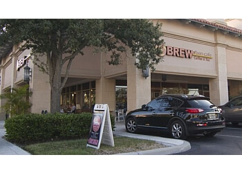 Fort Lauderdale cafe Brew Urban Cafe