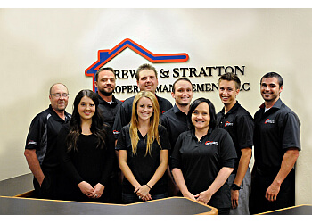 Mesa property management  Brewer & Stratton Property Management, LLC