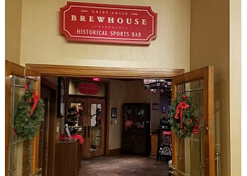 St Louis sports bar Brewhouse Historical Sports Bar