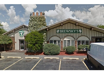 Rockford night club Brewsky's