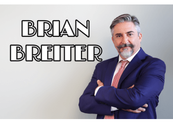 Los Angeles medical malpractice lawyer Brian Breiter, Esq.