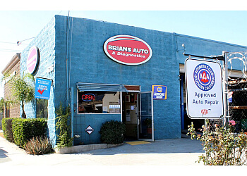 Escondido car repair shop Brian's Automotive and Diagnostics