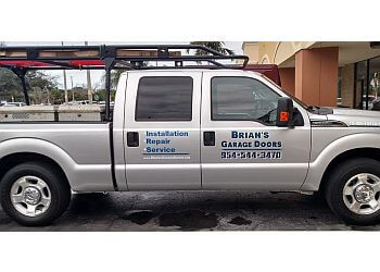 Hollywood garage door repair Brian's Garage Doors LLC