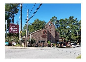 Atlanta veterinary clinic Briarcliff Animal Clinic