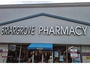 Houston pharmacy Briargrove Pharmacy