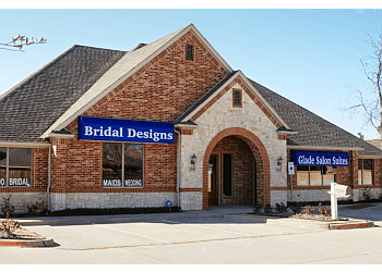 Irving bridal shop Bridal Designs and Tuxedos