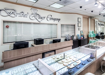 Los Angeles jewelry Bridal Rings Company