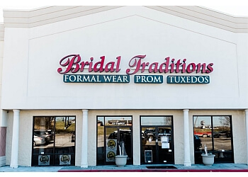 Omaha bridal shop Bridal Traditions