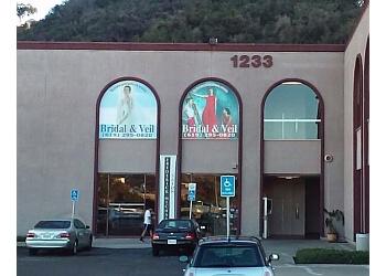 San Diego bridal shop Bridal & Veil