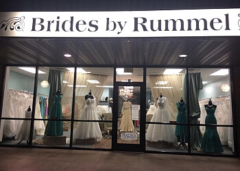 Cedar Rapids bridal shop Brides by Rummel