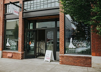 Portland bridal shop Brides for a Cause