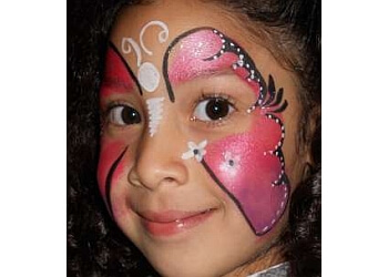Anaheim face painting Bridget's Balloons and Face Painting