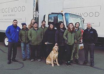 Portland event rental company Bridgewood Event Rentals