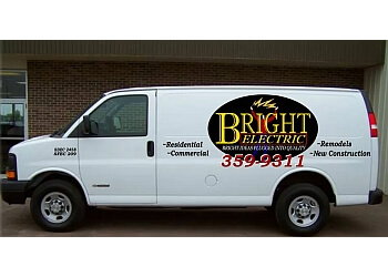 Sioux Falls electrician Bright Electric, Inc.