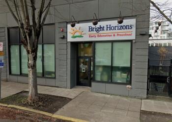 Seattle preschool Bright Horizons at Seneca Street