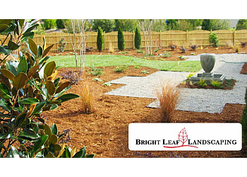 Durham landscaping company Bright Leaf Landscaping LLC