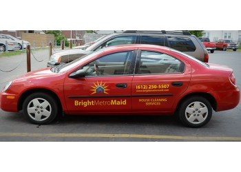 Minneapolis house cleaning service Bright Metro Maid