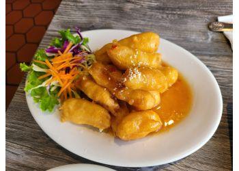 Rancho Cucamonga vegetarian restaurant Bright Star Thai Vegan Cuisine