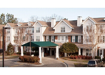 Winston Salem assisted living facility Brighton Gardens