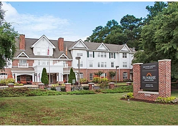 Atlanta assisted living facility Brighton Gardens of Buckhead