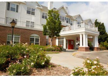 Omaha assisted living facility Brighton Gardens of Omaha