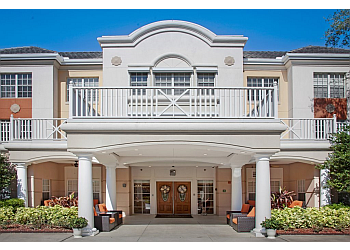 Tampa assisted living facility  Brighton Gardens of Tampa