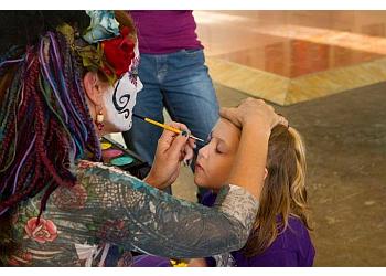 Tulsa face painting Brigid's painted Faces