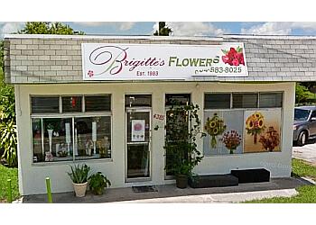 Fort Lauderdale florist Brigitte's Flowers Galore