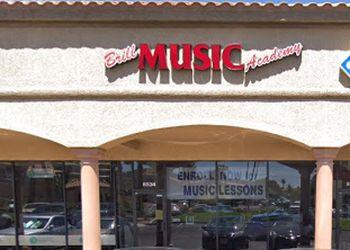 Las Vegas music school Brill Music Academy